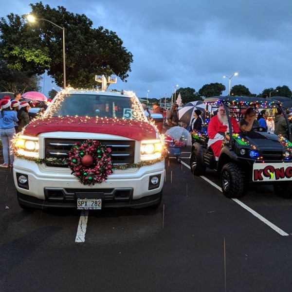 Aloha Kia Truck.Kauai Harley Davidson Mule